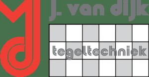 Logo Tegeltechniek J. van Dijk small