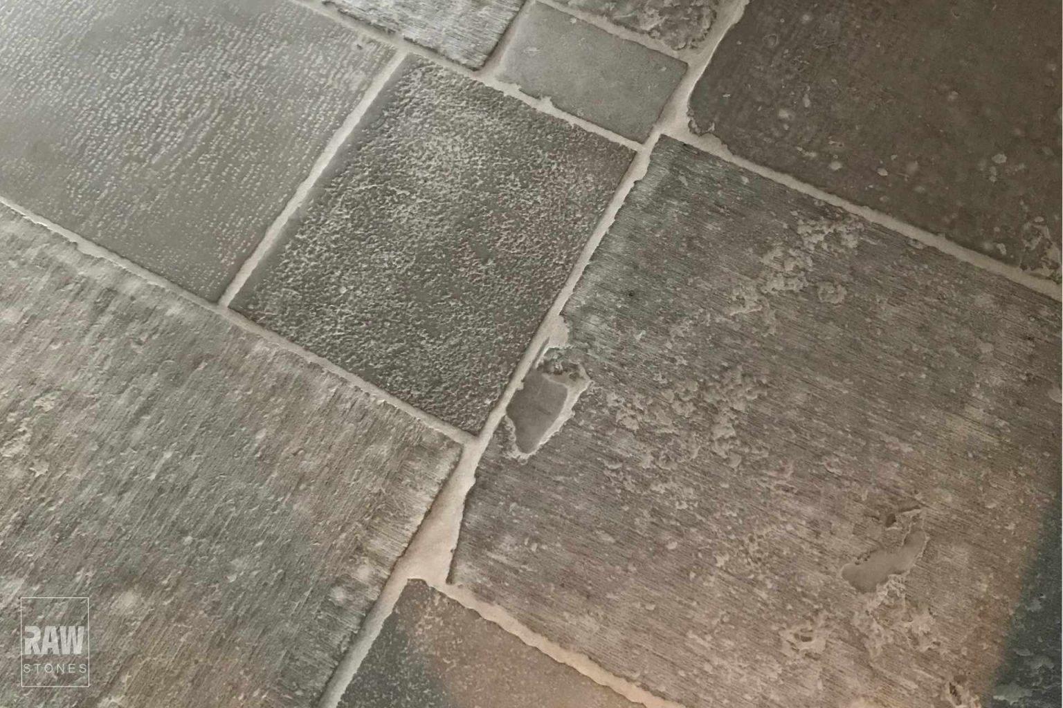 RAW stones vloer 1