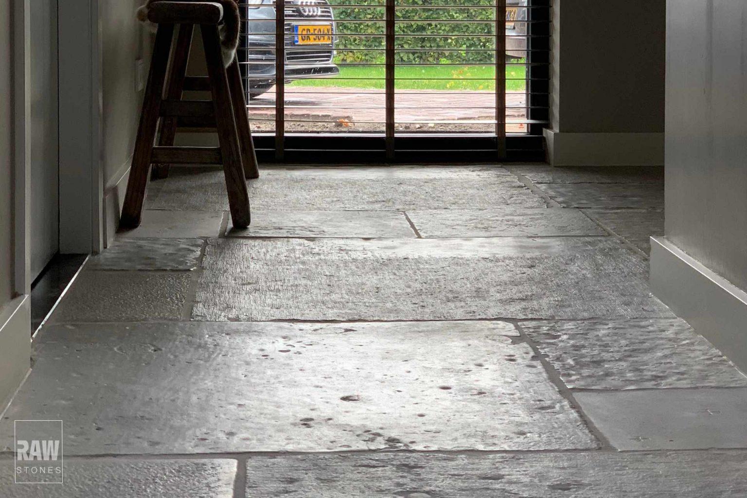 RAW stones vloer 2